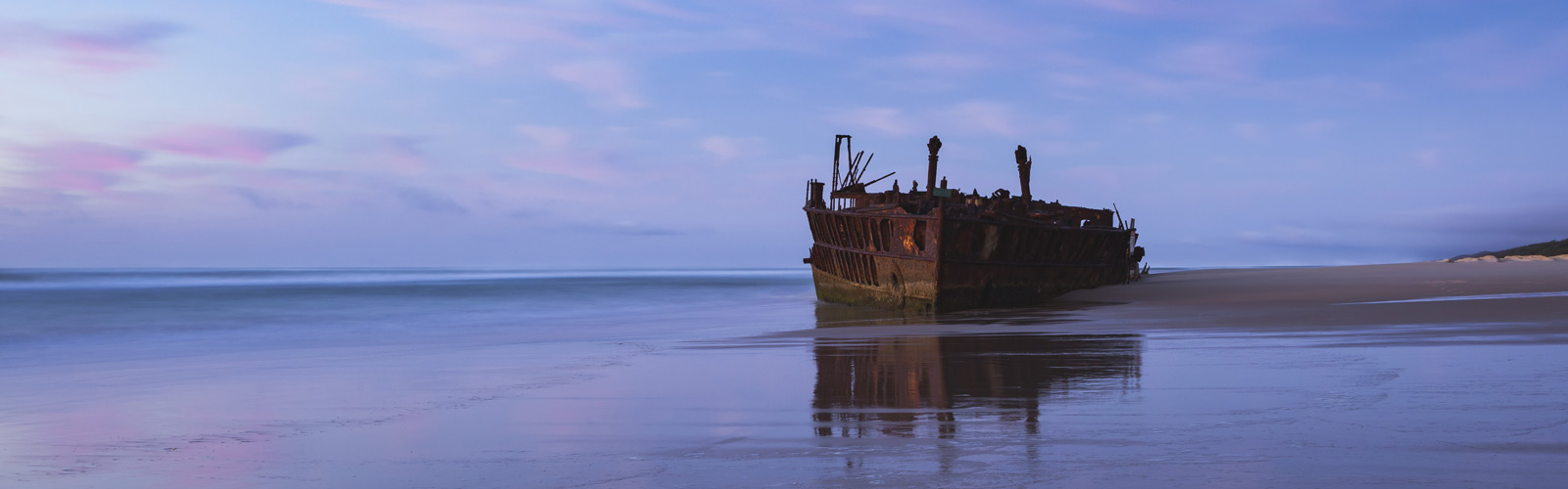 Fraser Island Shipwrecks