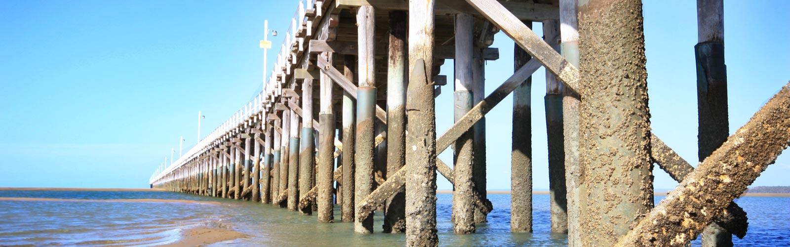 Hervey Bay Fraser Island